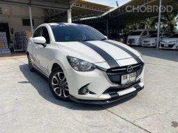 🚩MAZDA 2 1.5 XD High Sedan ปี 2015 สีขาว