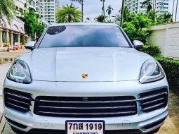 Porsche Cayenne E Hybrid  V6 3.0 A/T Silver  ปี2020
