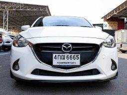 2015 Mazda 2 1.5 XD High รถเก๋ง 4 ประตู