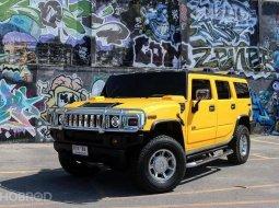Hummer H2 6,000 cc. จดทะเบียนปี 2011 รถสีเหลืองแท้หายาก คันเดียวในตลาด