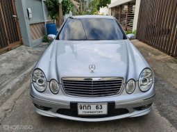 MERCEDES BENZ E55AMG W211/ 2004 V8 5,500cc. 450 HP