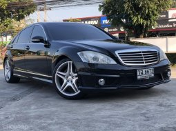 Mecedes-Benz  #W221 #S350L AMG (long wheel base) AT  ปี 2006