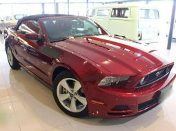 #Ford #Mustang GT convertible V8 5.0 ปี 2014