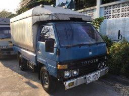1990 TOYOTA DYNA ไฟกลม 4 ตา  รถห้างแท้  ตัวถัง BU61 รถบรรทุก 4 ล้อ   TRUCK  (ภาษีขาดเกิน 3 ปี @1,900 ต้องจดใหม่)