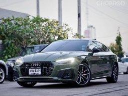 2020 Audi A5 2.0 TFSI S line รถเก๋ง 4 ประตู