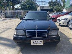 1998 Mercedes-Benz C220 Elegance รถเก๋ง 4 ประตู