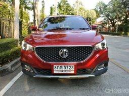 จองให้ทัน MG ZS 1.5 X 2018 รถสวยมือเดียวสภาพป้ายแดงหรูหราน่าใช้ในราคาเบาๆ