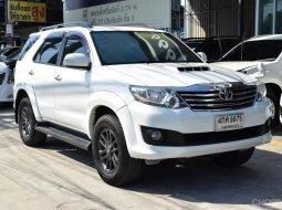ขายรถ 2015 Toyota Fortuner 3.0 (ปี 12-15) V