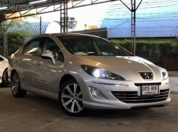 Peugeot 408 1.6 Turbo Yr2014 Ext/Silver Int/Black