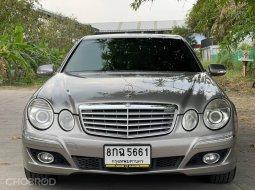 Mercedes-Benz E200 NGT Elecance (W211) ปี2007 สีเทา