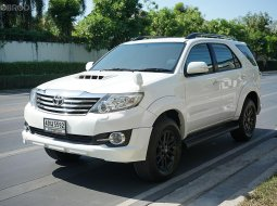 2015 TOYOTA FORTUNER 3.0 V 4WD AT