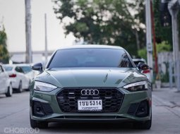 จองด่วน  Audi A5 Sportback 45 TFSI quattro S line Black Edition ปี2020 วิ่งเพียง 5,xxx