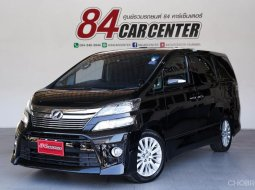 AA3726 2015 TOYOTA VELLFURE 2.4 Z D-EDITION AT