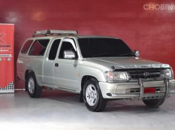 Toyota Hilux Tiger 3.0 ( ปี 2001 )EXTRACAB SGL Pickup MT