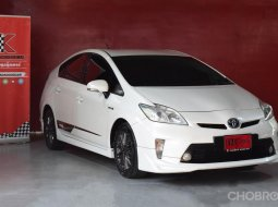 Toyota Prius 1.8 (ปี 2014) Hybrid TRD Sportivo II Hatchback AT