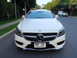 2015 Mercedes-Benz CLS220 AMG CDi
