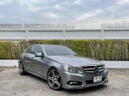 จองด่วน ✨รถสุดหรู ยอดนิยมตลอดกาล ราคาสุดคุ้ม‼️ BENZ E250 Avantgarde ปี 10