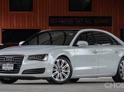 Audi A8L hybrid 2013