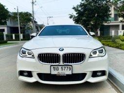 2015 BMW 528i M Sport รถเก๋ง 4 ประตู