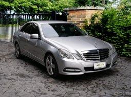 Benz E250 Avantgarde CGI 2012