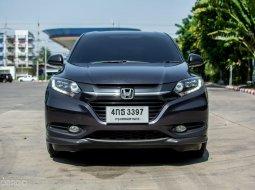 HONDA HR-V 2015 (โฉม 14-18) E i-VTEC 1.8 AT สีเทา