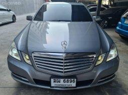 🔥จองให้ทัน🔥 Benz E250 cdi ดีเซล ปี 2011 จด12 รถศูนย์ ไมล์แท้