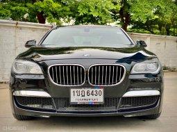 2015 BMW 730Ld รถเก๋ง 4 ประตู