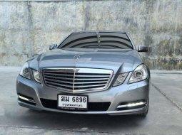 Mercedes #Benz #E250 CDI ดีเซล 2012