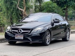 2016 Mercedes-Benz E200 Coupe AMG