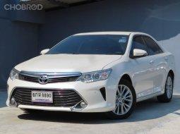 2017 Toyota CAMRY 2.5 G โทร 0990589950 ดาว