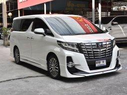 ขายรถมือสอง 2016 Toyota ALPHARD 2.5 SC MPV AT