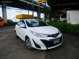 TOYOTA YARIS 1.2 ENTRY 2020 WHITE 9กท-6960