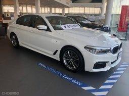 ขายรถ BMW 520d Sport ปี2019 รถเก๋ง 4 ประตู