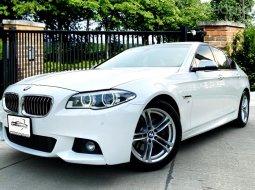 BMW 528i M Sport F10 LCi แรงเร้าใจ 245 แรงม้า