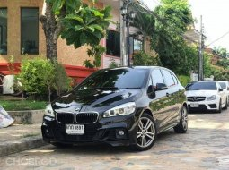 BMW MPV 218i Active Tourer M Sport แท้ ปี 15 จด 17