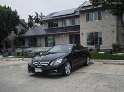 2011 Mercedes-Benz E200 AMG  Dynamic รถเก๋ง 2 ประตู