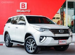 2018 Toyota Fortuner 2.8 V 4WD SUV AT (ปี 15-18) P7116