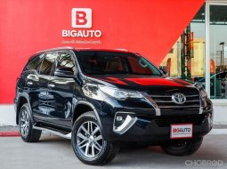 2018 Toyota Fortuner 2.8 V 4WD SUV AT (ปี 15-18) P8133