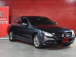 Mercedes-Benz C200 2.0 W205 (ปี 2015) Avantgarde Sedan AT