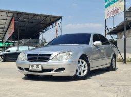 2004 Mercedes-Benz S280 W220 รถเก๋ง 4 ประตู