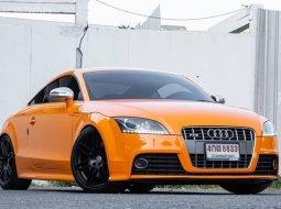 จองด่วน Audi TTs Black Edition ปี09 วิ่ง 65,xxx กม.  รุ่น top สุดๆ สีส้มพิเศษสุด
