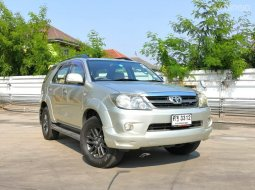 TOYOTA FORTUNER 2.7 V. 2WD.  ปี 2008 AT