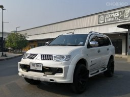 PAJERO SPORT 2.5 GLS 4WD VG TURBO AT ปี 2012
