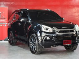 🚩Isuzu MU-X 1.9 THE ONYX SUV 2019