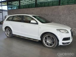 Audi Q7 3.0 tdi ดีเซลล้วน ปี 2012 จด 13