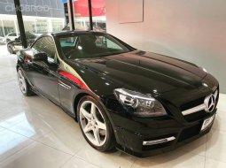 2012 Mercedes-Benz SLK200 AMG Sports รถเก๋ง 2 ประตู