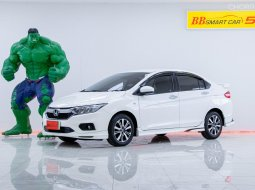 5D-122  Honda CITY 1.5 V รถเก๋ง 4 ประตู ปี 2014