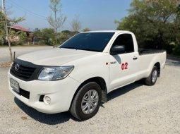 2016 Toyota Hilux Vigo 2.7 CNG รถกระบะ ไมล์ น้อย สภาพพร้อมใช้ไม่มีตำหนิเฉี่ยวชน รถบ้าน มือเดียว เปิดขายราคาส่ง. การันตีสภาพ100%
