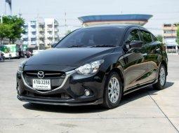 2015 Mazda 2 1.3 High Plus รถเก๋ง 4 ประตู ฟรีดาวน์ รถมือเดียวออกห้าง