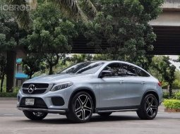 2016 Benz GLE450 AMG COUPE